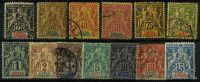 1894. Сенегал. [imp-11277_gt] 5