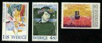 """1978. Швеция / Sverige. """"Искусство"""" ** [imp-11288] 23"""