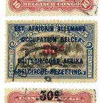 1922. Бельгийское Конго / Congo belge (•) [imp-11342] 2