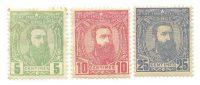 1887. Бельгийское Конго / Congo belge.  *II [imp-11346] 6