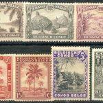 1901. Бельгийское Конго / Congo belge.  (•)/* [imp-11351] 2