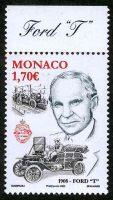 """2008. Монако / Monaco.  1908 - Ford """"T"""" **I [imp-11381_M4] 11"""