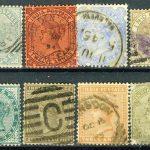 1866. Индия / India / भारत. Гашёные [imp-11443_gt] 3