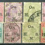1931. Индия / India / भारत. Hyderabad. 5 шт. [imp-11447] 2