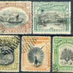 1901. Северное Борнео / North Borneo. 6 шт. [imp-11460] 3