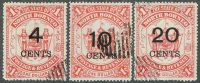 1895. Северное Борнео / North Borneo. [imp-11468] 13