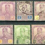 1920. Малайя / Malaya. JOHORE.  [imp-11477] 2