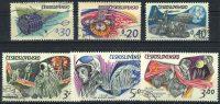 "1973. Чехословакия / Československo. Набор ""Космос"". (//) [imp-11518] 25"