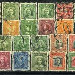 1947-1949. Китай / China. 16 шт. * / (•) [imp-11567] 2