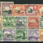 1900. Каймановы острова / Cayman Islands. (•) [imp-11576] 3