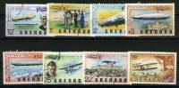 """1978. Гренада / Grenada. Набор """"Dirigeable"""". (//) [imp-11620] 26"""