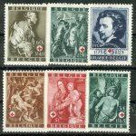 """1935. Бельгия / Belgium. Набор """"Королева Астрид"""". * [imp-11639] 3"""
