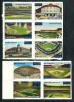 """2001. США / USA. Набор """"Стадионы"""". ** [imp-11654] 22"""