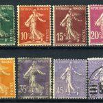 """1914. Франция / France. Набор """"Red Cross"""". *II [imp-11663] 2"""
