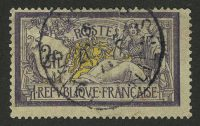 "1900-1929. Франция / France. ""Liberty and peace"" (•) [imp-11670] 27"