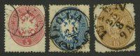 """1863. Австрия/ Österreich. Набор """"Coat of Arms -- Kreuzer"""" (•) [imp-11690] 24"""