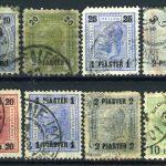 """1863. Австрия/ Österreich. Набор """"Coat of Arms -- Kreuzer"""" (•) [imp-11690] 2"""