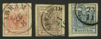 """1854. Австрия/ Österreich. Набор """"Coat of Arms"""" (•) [imp-11694] 22"""