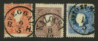 """1858. Австрия/ Österreich. Набор """"Emperor Franz Josef I"""" (•) [imp-11695] 1"""