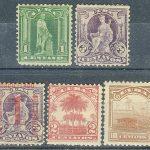 1943. Куба / Cuba. Пенсионный фонд почтовых служащих (Retirement Fund for Postal Employees). *  [imp-11712] 2