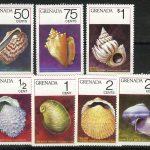 """1975. Гренада / Grenada. Набор """"500 лет со дня рождения Микеланджело"""".  * [imp-11750] 3"""