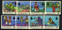 """1969. Доминика. Набор """"Туризм"""", ** [imp-11834] 19"""