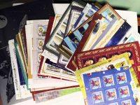 2016. Годовой набор художественных марок в листах 2