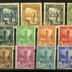 1928. Стандартный выпуск [94B/2] 3