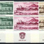 1927. Вспомогательный стандартный выпуск (Пара марок). [181-2] 2