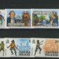 """Набор импортных марок """"Пираты"""", 8 м., ** [imp-13053] 30"""