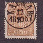 1862-1866 Швеция. Лев [imp-12004_gt] 2