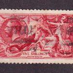 1913 Великобритания. Король Георг V. 2/6 крон [imp-12009_gt] 3