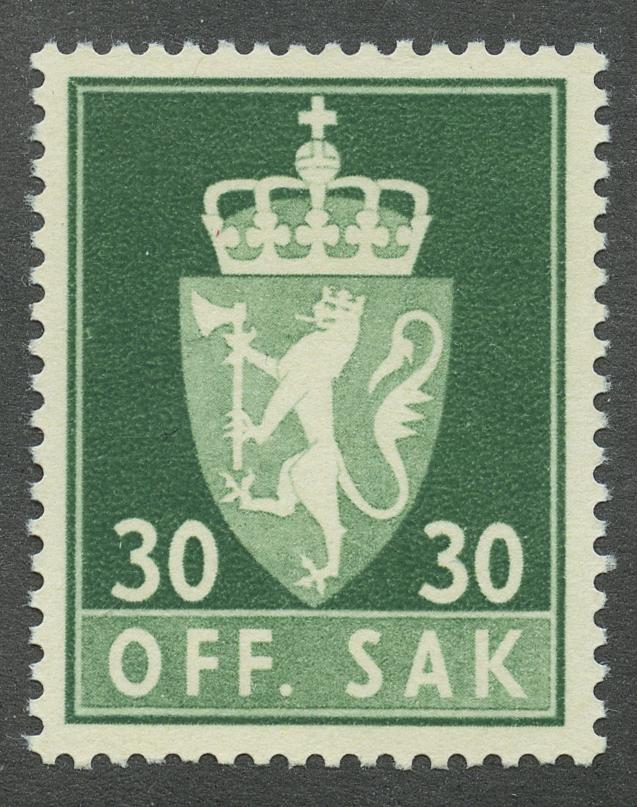 1973. Норвегия. OFF. SAK, ** [imp-083] 1