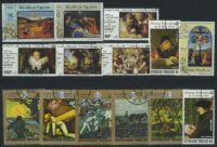 "1970-е. Того, ""The 50th Anniversary of I.L.O., The 400th Anniversary of the Birth of Peter Paul Rubens, ..."", (//) [imp-13069] 10"