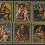 """1974. Бурунди. Серия """"Airmail - Christmas Charity"""", 6/6, (//) [imp-13104] 3"""