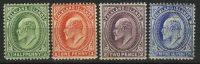 "1904-07. Фолклендские острова. ""King Edward VII"", * (•) [imp-13194] 6"