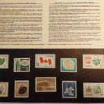 1966. Канада. Сувенирный набор марок • 1966, * [imp-13211] 2