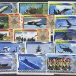 1966. Канада. Сувенирный набор марок • 1966, * [imp-13211] 5