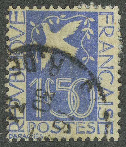 1934. Франция. Peace, (•) [imp-294] 1