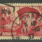 1935. Франция. Charity Stamp, * [imp-308] 3