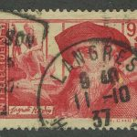 1937. Франция. Charity Stamp - Statue from Louvre, * [imp-354] 2