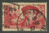 1937. Франция. Charity Stamp, (•) [imp-344] 10