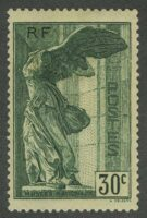 1937. Франция. Charity Stamp - Statue from Louvre, * [imp-354] 11