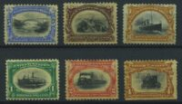 Pan-American Exposition Issue