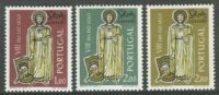 """1962. Португалия. Серия: """"Day of the Stamps"""", 3/3, ** [898-900] 11"""