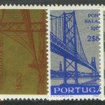 """1966. Португалия. Серия: """"Portuguese Scientists"""", 8/8, ** [980-987] 3"""