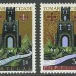 "1962. Португалия. Серия: ""Day of the Stamps"", 3/3, ** [898-900] 3"