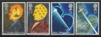 """Great Britain. Scientists, 1991. Великобритания. Серия """"Учёные"""""""
