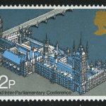 "Great Britain. The 62nd Inter-Parliamentary Conference, London, 1975. Великобритания. ""62-я Межпарламентская конференция, Лондон"""