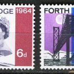 """Великобритания. Серия """"Открытие моста Форт-Роуд, Шотландия"""""""